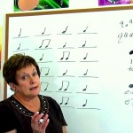 Notes, Rests, and Rhythms, Lesson Three